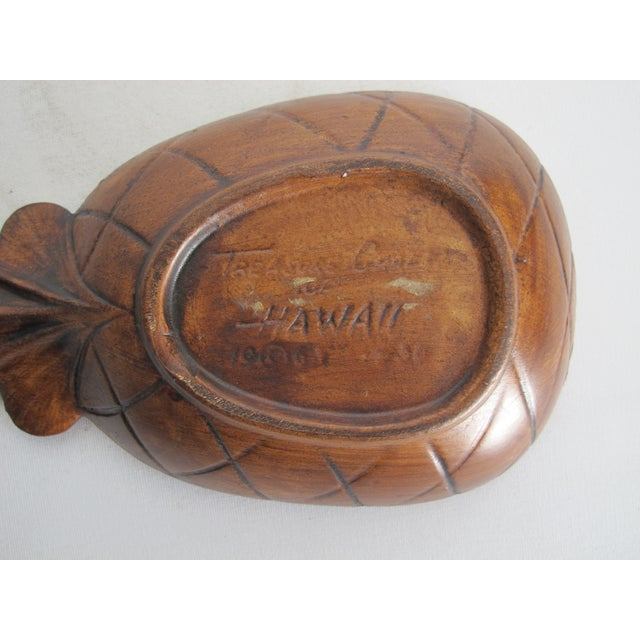 Image of Ceramic Pineapple Catchall Bowl