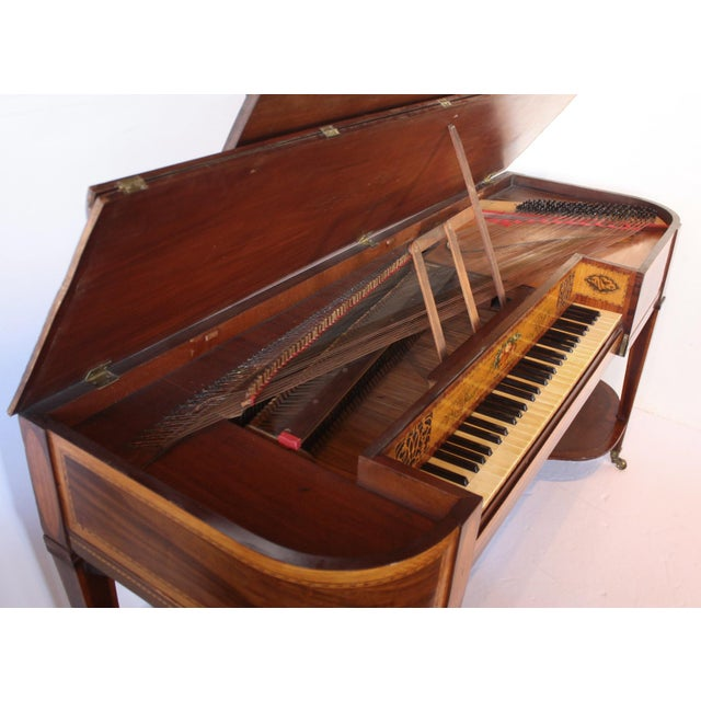 Image of Piano Forte by George Dettmer and Son, Rathbone Place, London