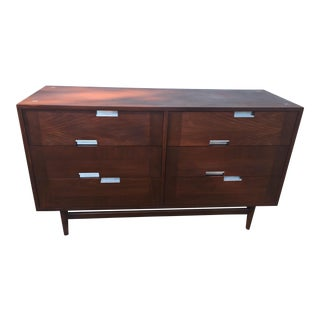 George Nelson Walnut Dresser