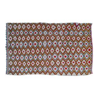 Vintage Moroccan Azilal Rug - 9'10'' x 5'9''