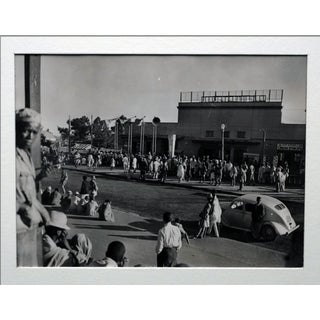 """""""Cinema Ethiopia"""" Photograph by George Rodger"""