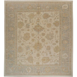 "Apadana Turkish Oushak Rug - 13'10"" x 15'6"""