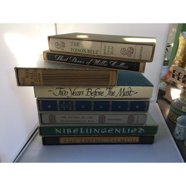 Books With Original Slipcase - Set of 8 - Image 3 of 4
