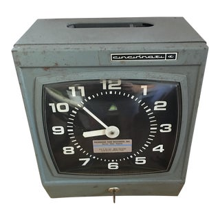 Industrial Punch Clock
