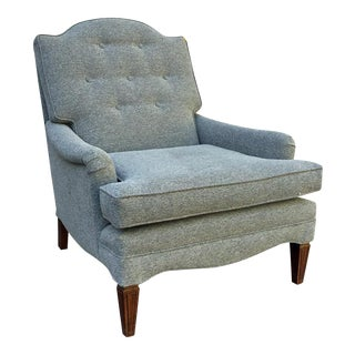 Grey Flannel Club Chair