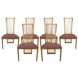 Italian Chairs By Pietro Costantini - Set of 6