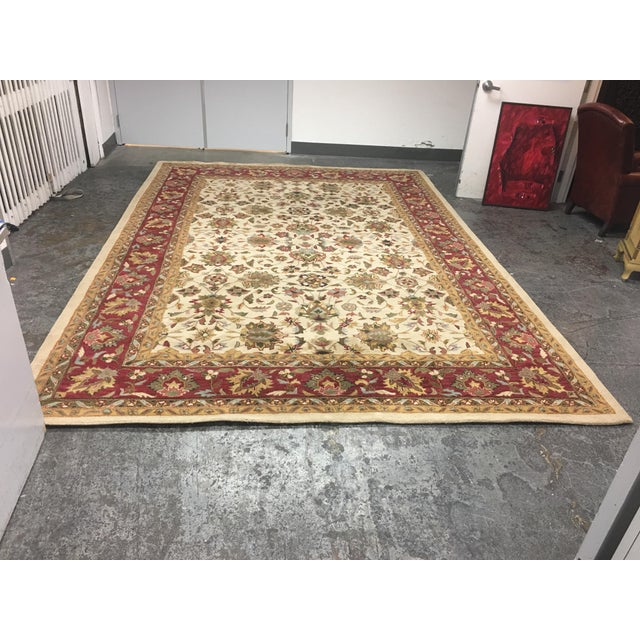 Image of Home Traditions & Textiles Persian Style Wool Rug- 9′4″ × 13′4″
