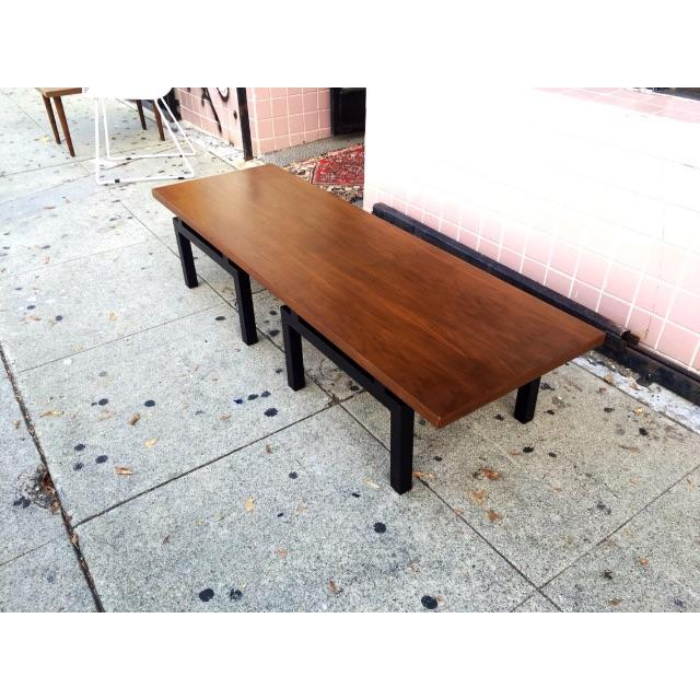 Mid-Century Geometrical Coffee Table by Lane - Image 6 of 6