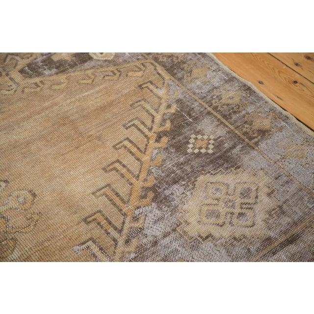 "Distressed Oushak Carpet - 7'10"" X 11' - Image 7 of 9"