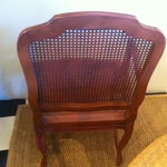 Image of Caned Armchair