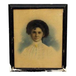Victorian Lady Portrait