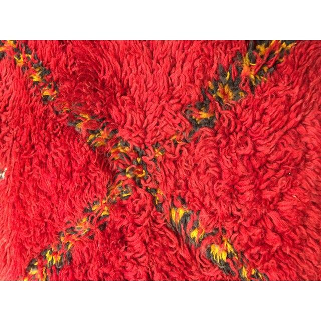 """Bellwether Rugs Organic Wool Beni Orin Moroccan Rug - 5'10""""x8'7"""" - Image 7 of 8"""
