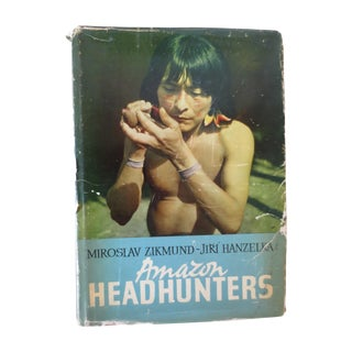 Amazon Headhunters, Illustrated 1963