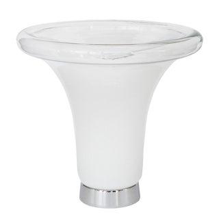 Vistosi Murano Trumpet Glass Table Lamp