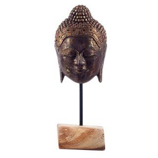 Buddha Mask on Stand
