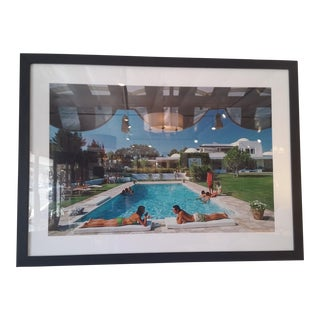 """Poolside in Sotogrande"" Photograph"