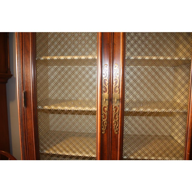 Henredon Fine Furniture Armoire - Image 6 of 9