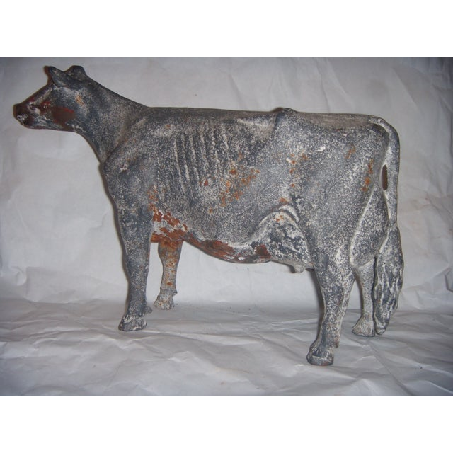 Cast Iron Cow - Image 4 of 11