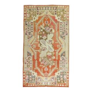 Vintage Khotan Rug, 5'9'' x 10'1''