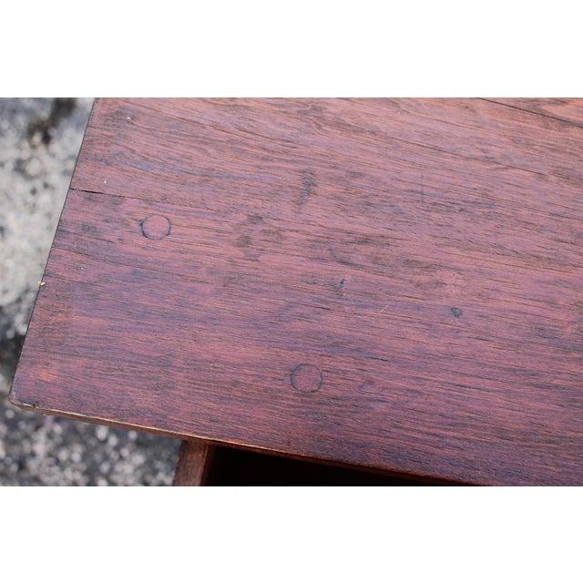 Antique Carved Spanish Boxwood Dresser - Image 11 of 11