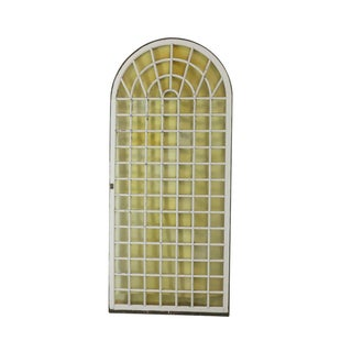 1890s Huge Conservatory Arched Window