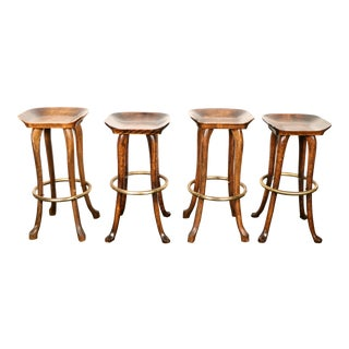 Jean of Topanga Counter Stools - S/4