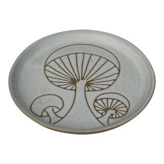 Martz Mushroom Plate