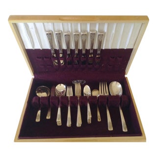 International Silver Flatware - 49 pieces