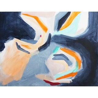 """""""Wanderer I"""" Original Acrylic Painting"""