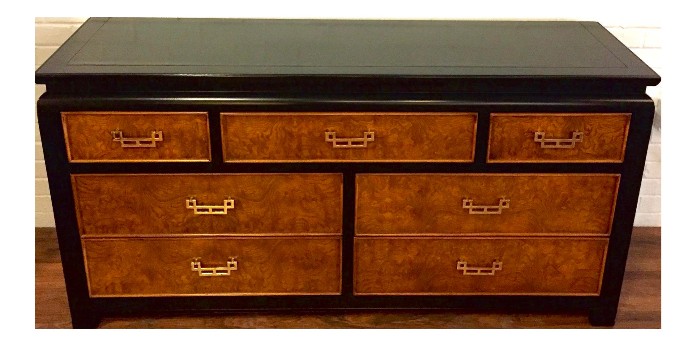 Century Furniture Lacquered Chin Hua Dresser