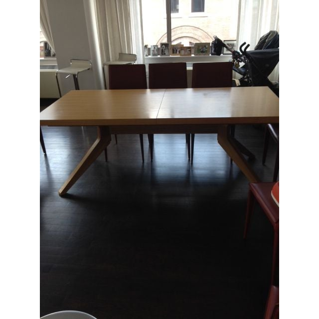 DWR Cross Extension Table Chairish