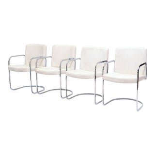 Set of four dining chairs by Design Institute of America