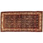 """Image of Vintage Persian Wool Rug - 3'2"""" X 6'5"""""""