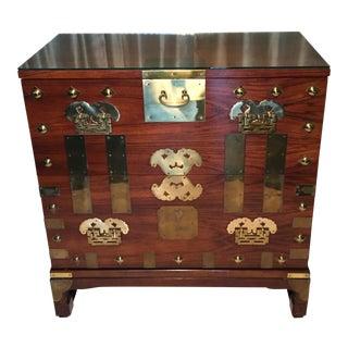 Baker Furniture Two-Drawer Cabinet