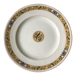 "Myott Son & Co. ""Birdette"" Luncheon Plate"