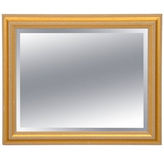 19th Century French Gilt Wood Mirror