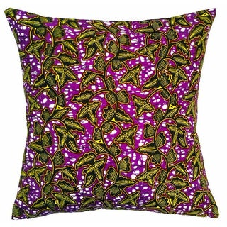 Ivy Wax Print Pillow Cover
