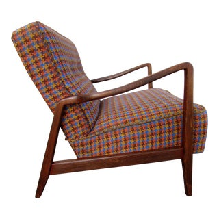 Folke Ohlsson Mid-Century Arm Chair