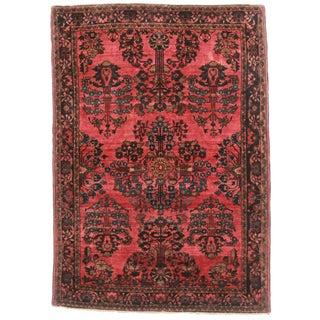 """RugsinDallas Antique Persian Sarouk Rug - 3'5"""" X 4'9"""""""