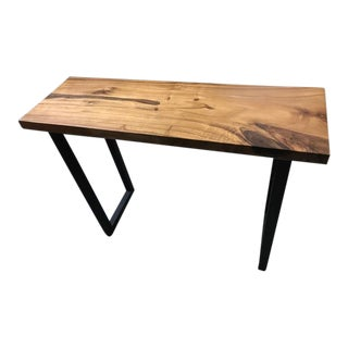 Ditto Wood Console Table