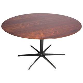 Six-Star Series Rosewood Table by Arne Jacobsen for Fritz Hansen