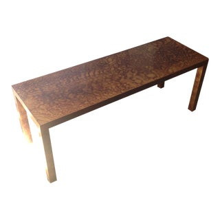 Lane Tortoise Shell Coffee Table