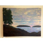 Image of Ken Dorros Original Oil Painting - Maine II