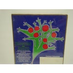Image of 1982 Hoosiers for Health Northwood Christian Church Poster