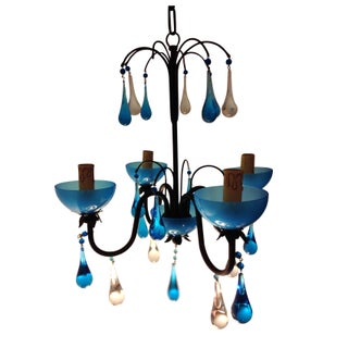 Anthropologie Venetian Chandelier - Brand New