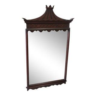 Fretwork Pagoda Mirror