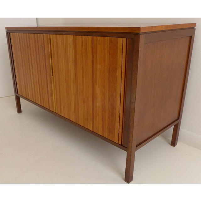 Tambour Front Cabinet by Edward Wormley - Image 5 of 11