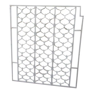 Aluminum Moroccan Screen Panel