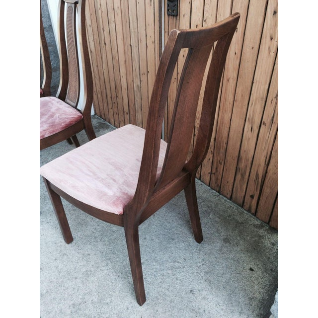 Image of Paine Mid Century Modern Dining Chairs - Set of 4