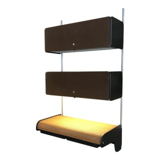 """George Nelson for Herman Miller """"Action Office"""" Wall Unit"""